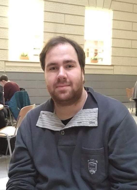 Martin Tancoš (autor: Lenka Čechová)