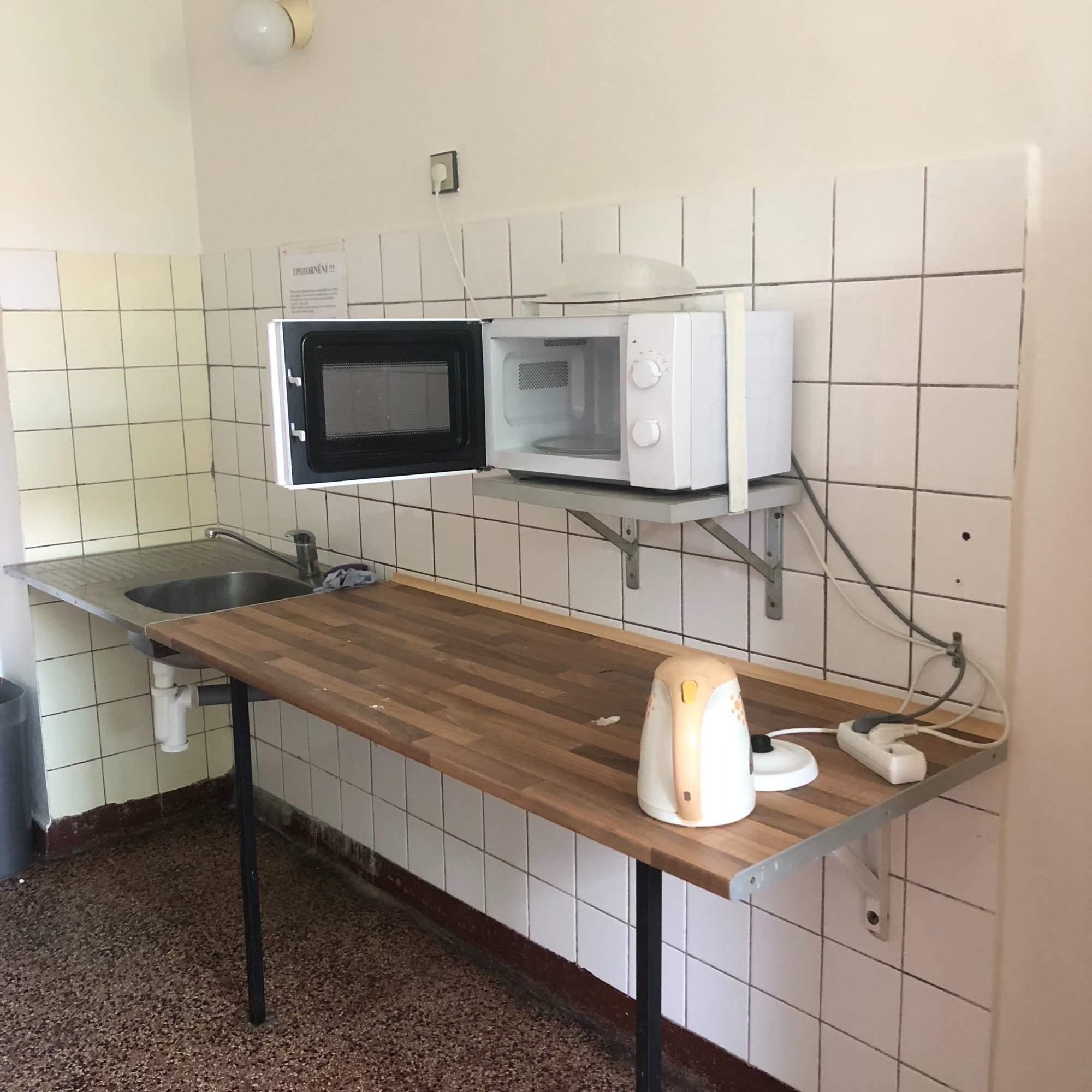 Kuchyň koleje Mánesova