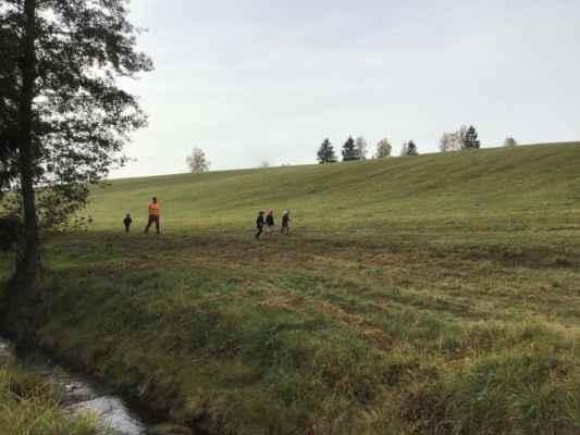 Podzimní branný závod Pustá Rybná 19. 10. 2019