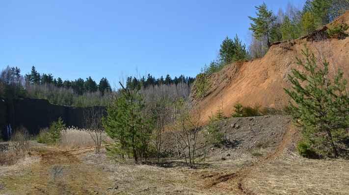 Slap - Slap je bývalý čedičový lom na severovýchodní části kozákovského masivu