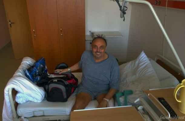 Ota můj soused a kamarád ...  v trpělivém pacientském soužití!