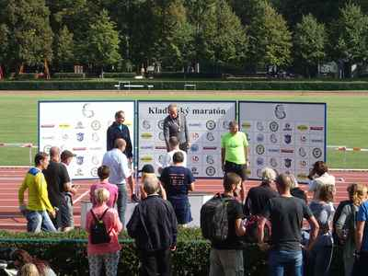 Miroslav Kucko - vítěz kategorie M60