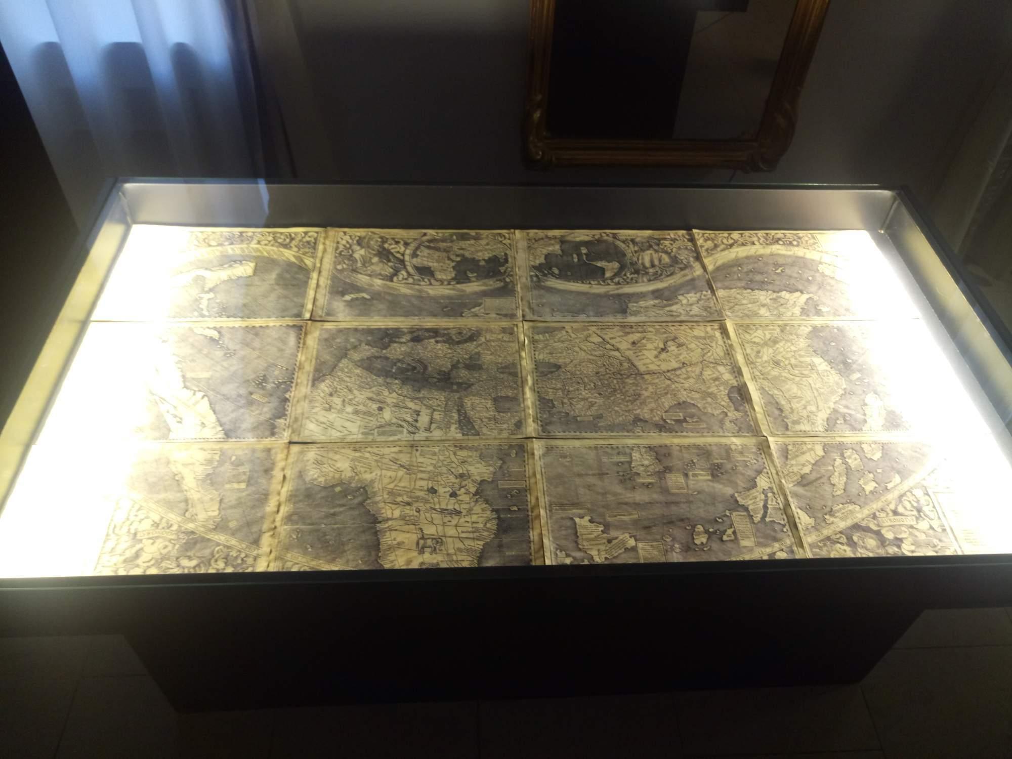 Jeden z exponátů vystavy Najvetsi zahady a tajemstvi. Foto: Kristina Krivkova
