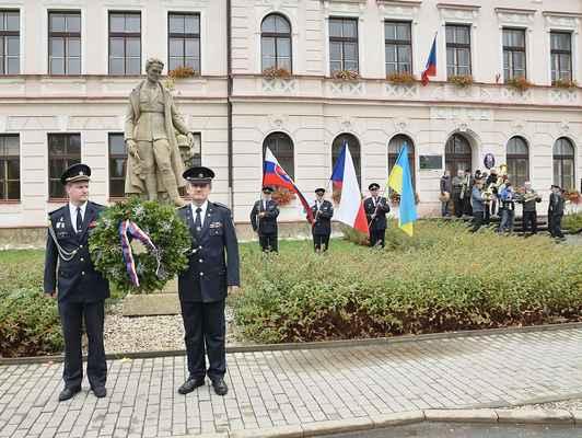 Oslavy 100. výročí založení republiky 26. - 28.10.2018