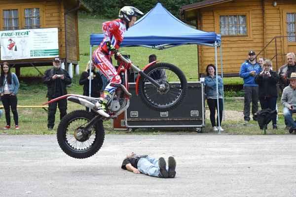 Čermenský motosraz 29.6.-1.7.2018  -  sobotní odpoledne