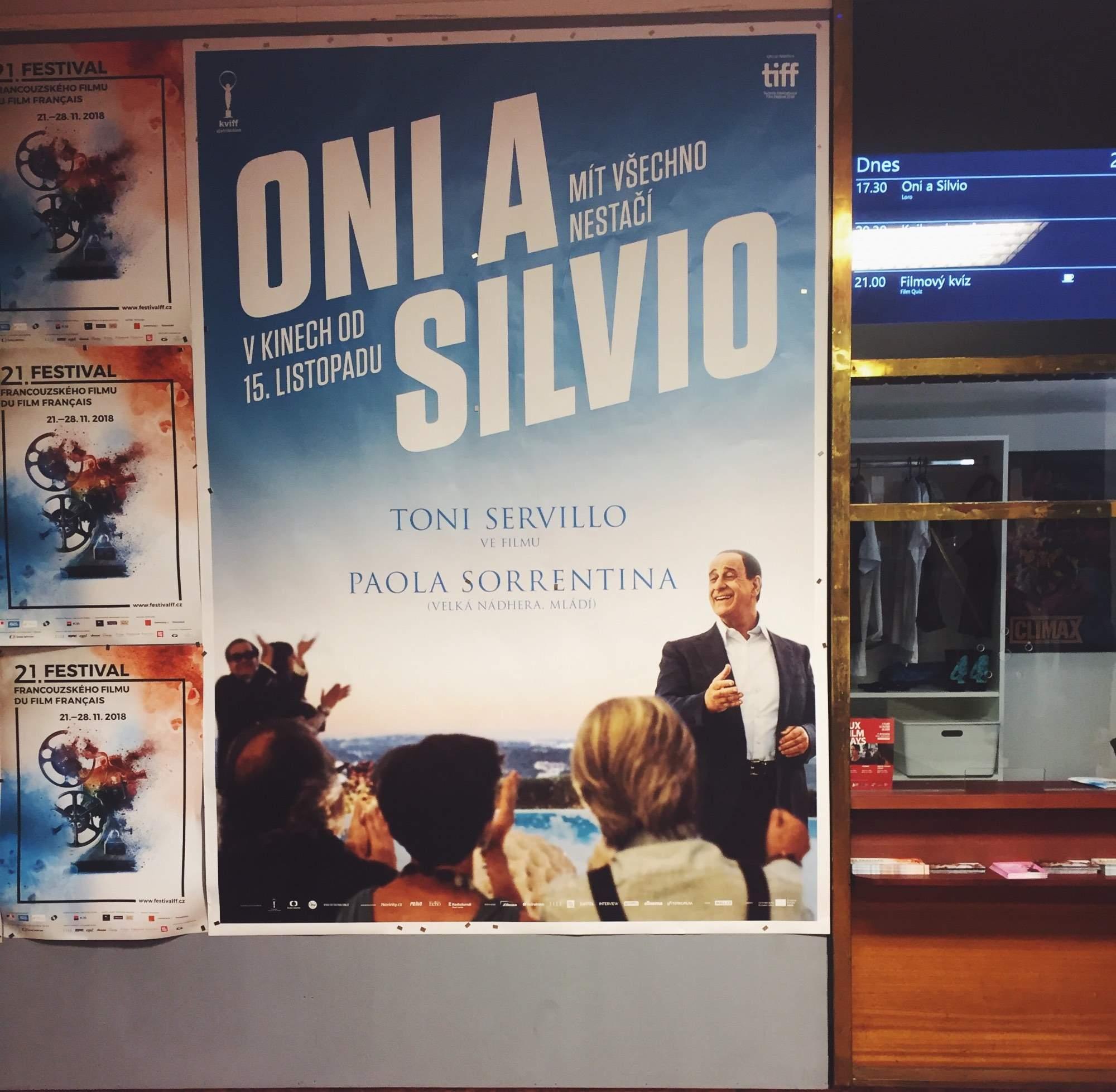 Nový film Paola Sorrentina odzrkadľuje skorumpovanú talianskú spoločnosť