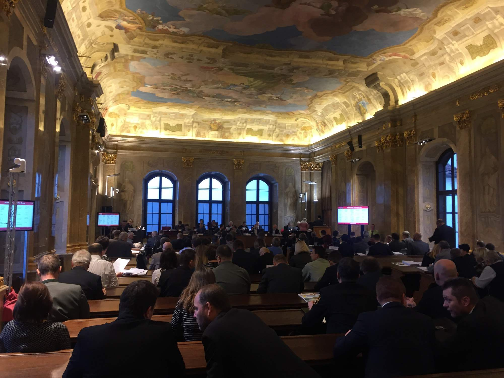 Zástupcovia mesta schválili rozpočet pre budúci rok