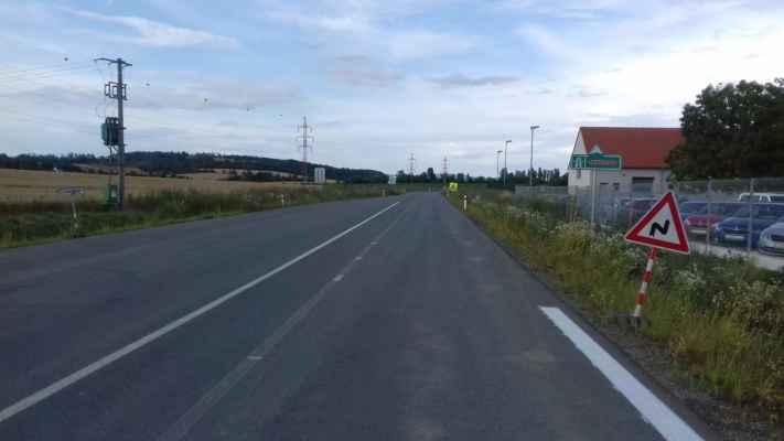 Přivaděč k dálnici