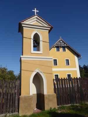 Zvonička ve Veselí
