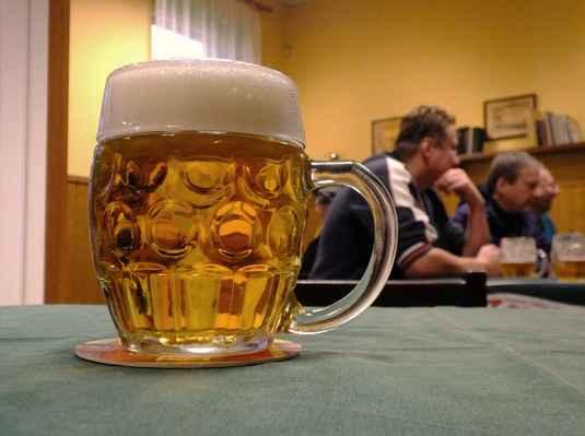borská nádražka změnila hostinského, ale pivko je tu stále skvělé...