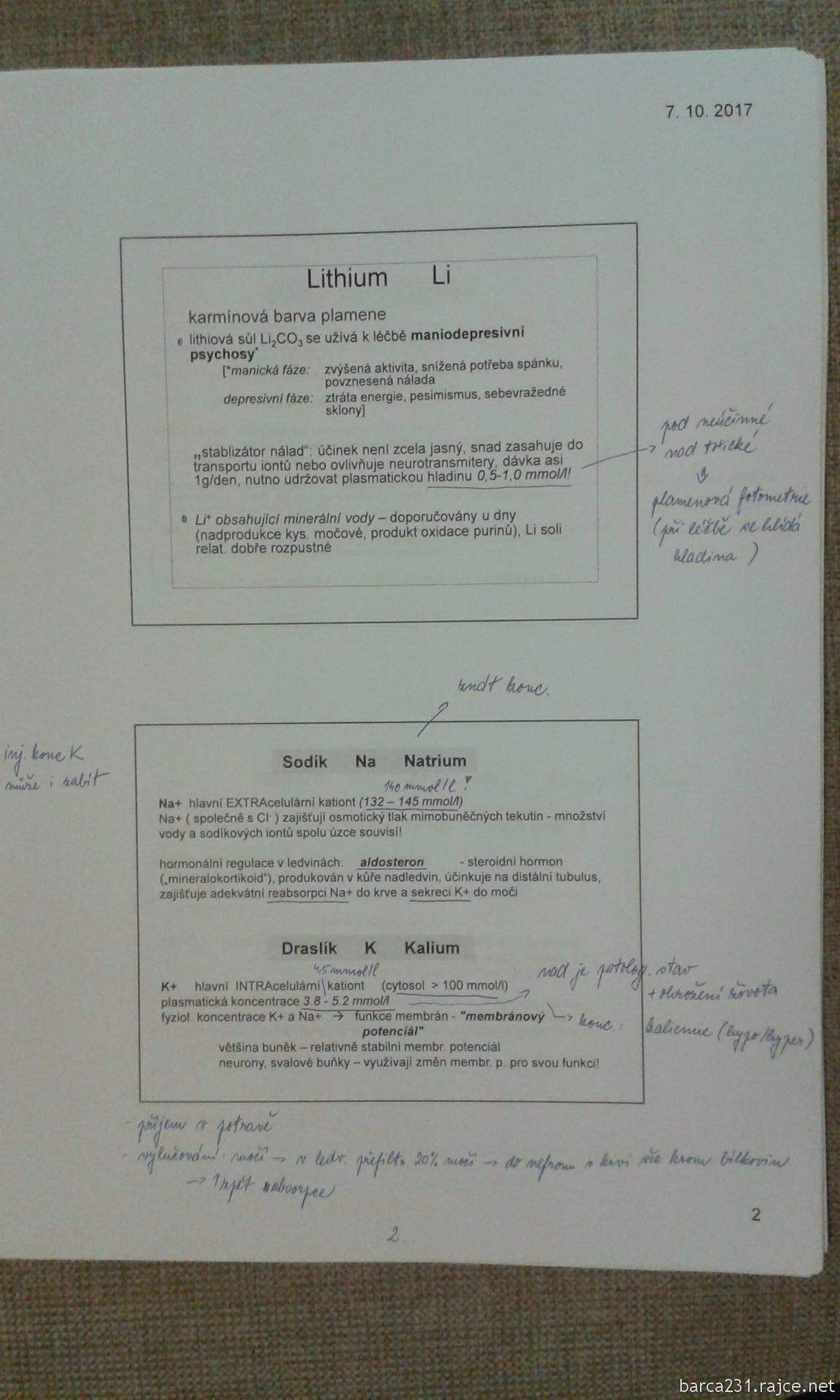 Chemie Prednasky Iii Barca231 Album Na Rajceti