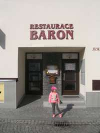Baron - říjen 2018.
