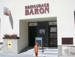 restaurace Baron, Karviná-Fryštát - po rekonstrukci (květen 2018)
