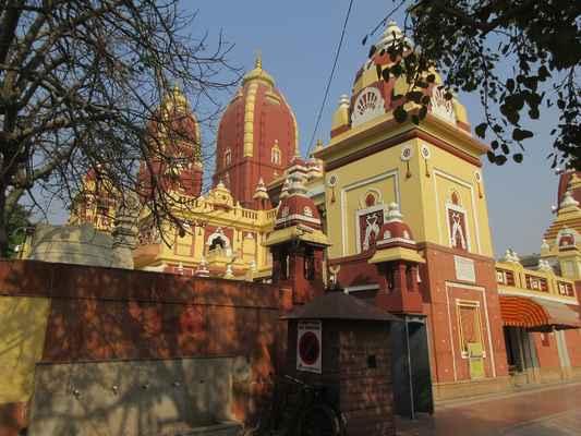 Chrám je věnován Laxmi (bohyně prosperity) a Narayana (The Preserver). Chrám byl slavnostně otevřen Mahatmou Gándhim za podmínky, že lidé ze všech kast budou moci vstoupit do chrámu.