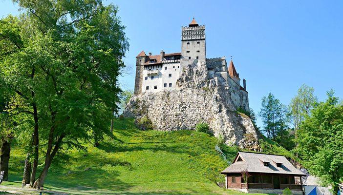 Drákulův zámek Bran
