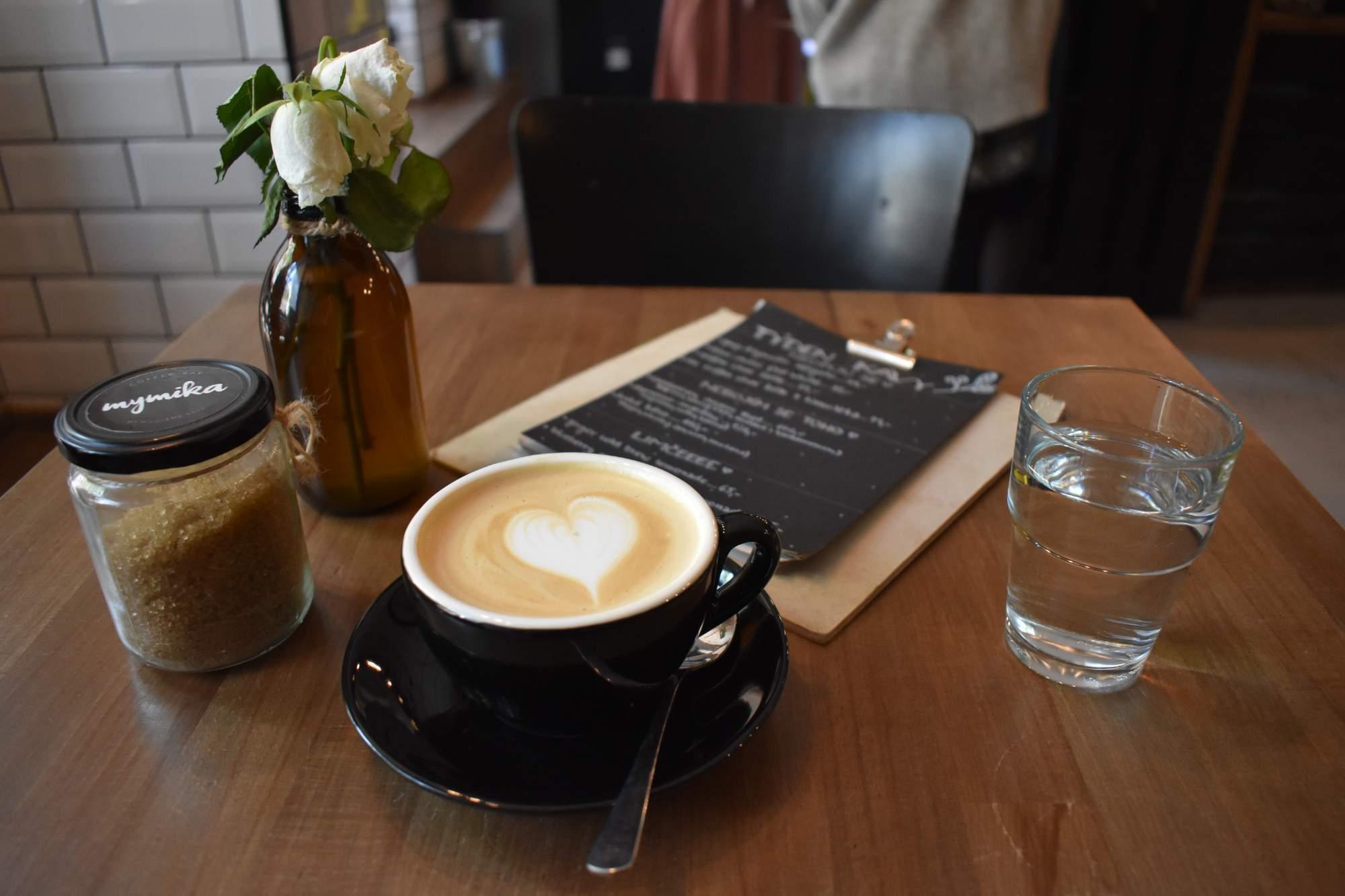 Týden kávy v Brně láká kávové nadšence. Foto: Eliška Podzemná