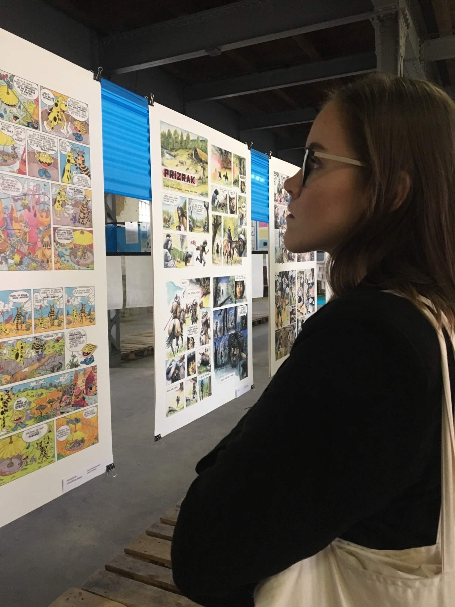 Mezinárodní komiksový festival KOMA