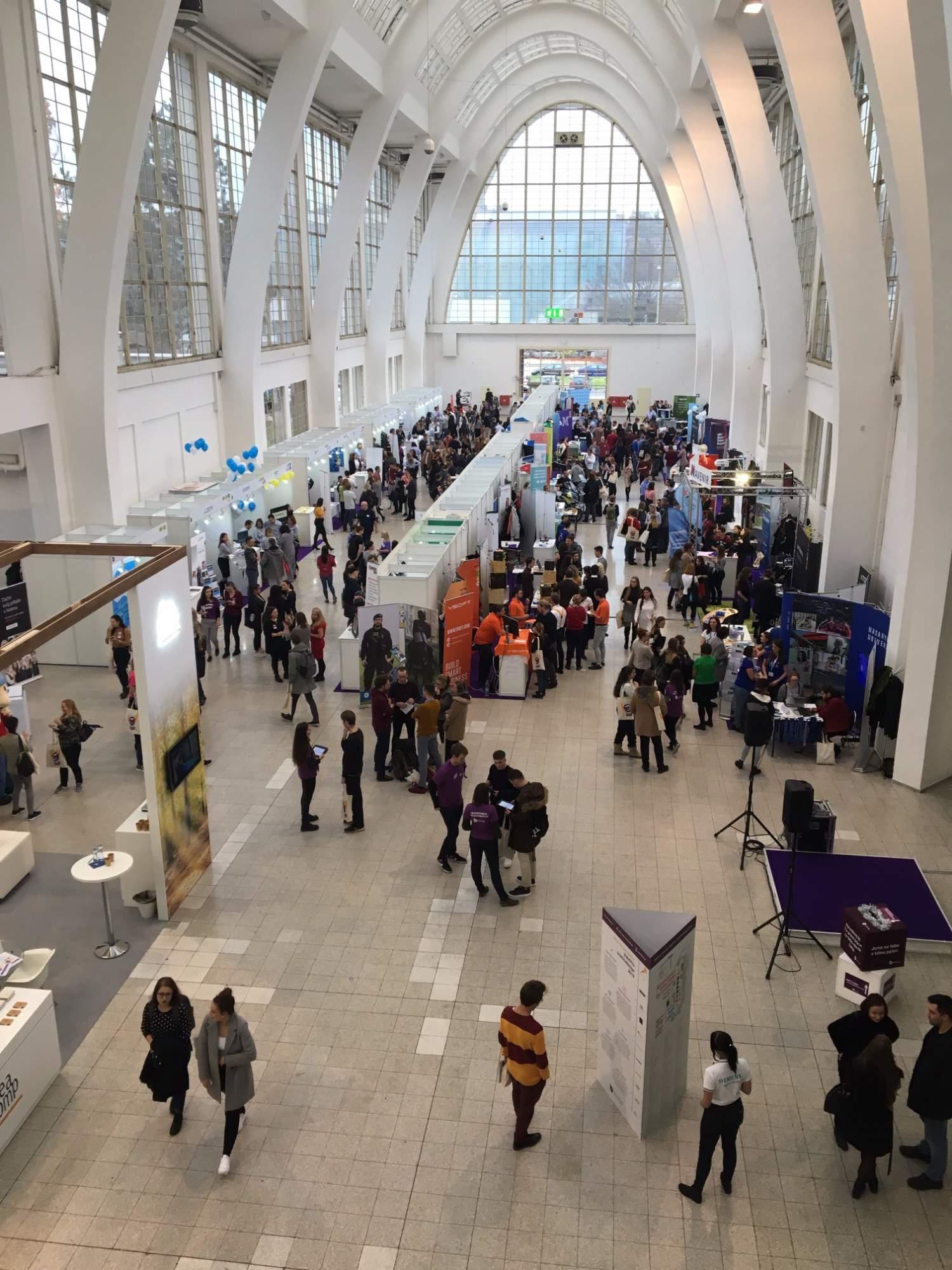 Veletrh JobChallenge navštívilo 2700 lidí