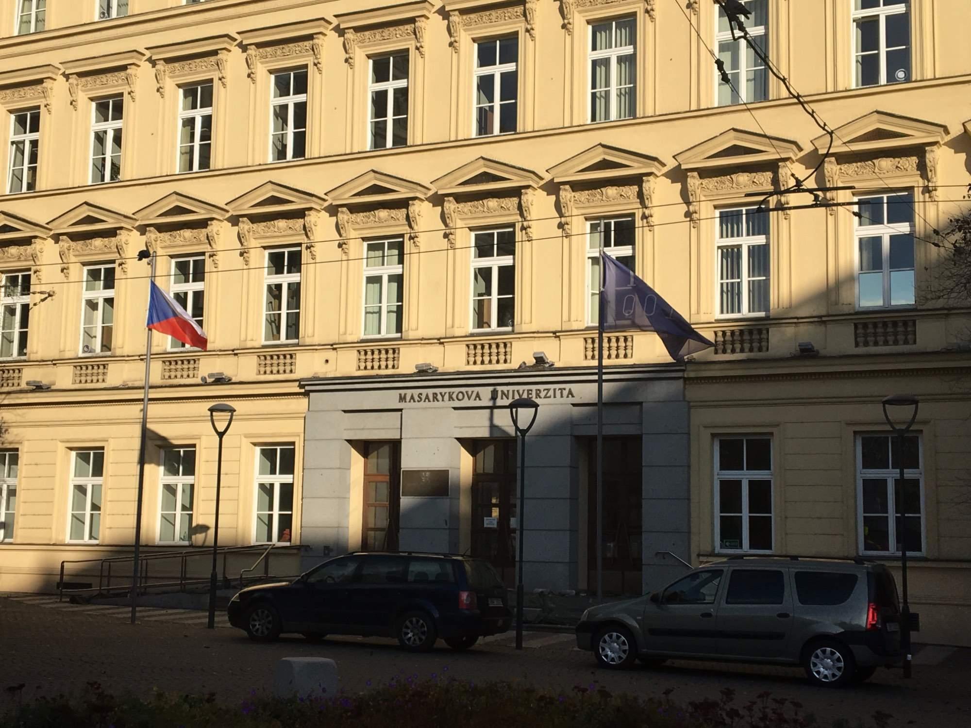 Do vystavy se zapojila i Masarykova univerzity