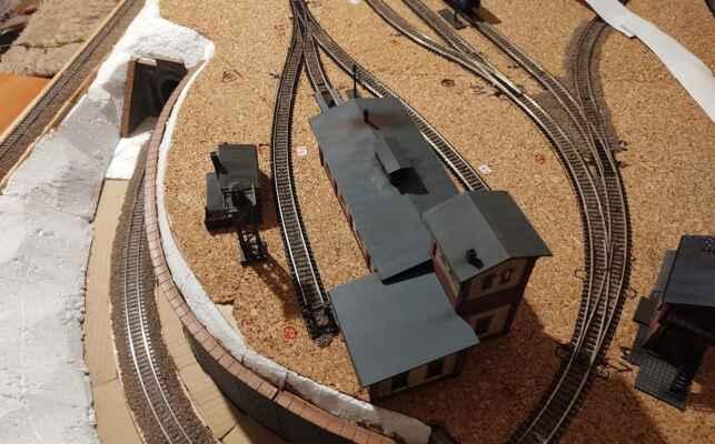 Stanice a okolí - Asi takhle nějak. :-)