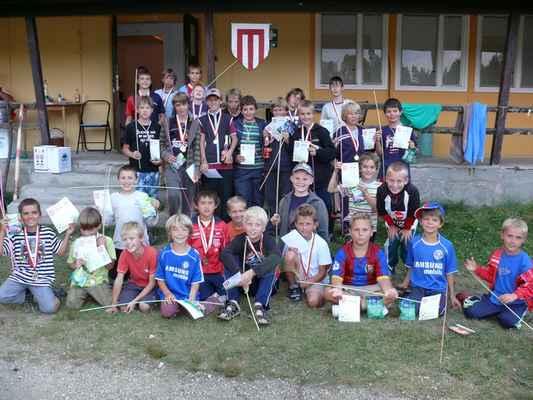 Společné foto - Společné foto Lučkovice 2009. A za rok zase!